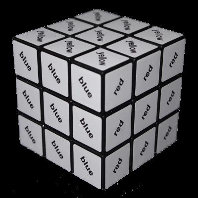 Rubik Kocka szöveges