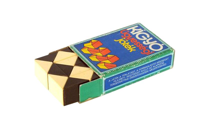 eredeti Rubik kígyó