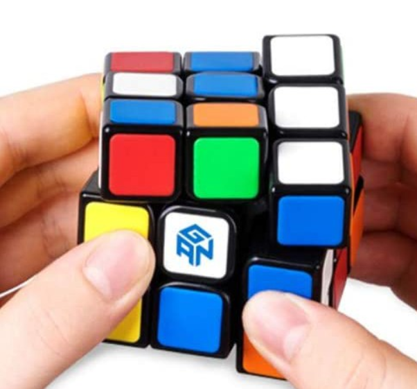 Rubik Kocka Corner cutting